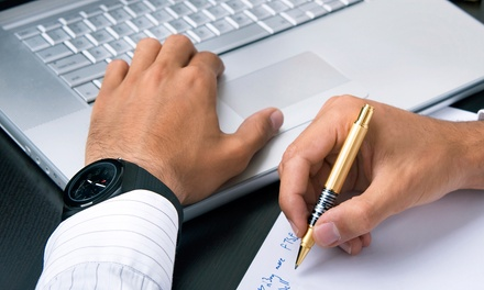 $19 for an Online Writing Effective Business Communications Course from GoSkills ($299 Value)
