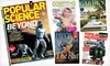 Two-Year Magazine Subscriptions from Bonnier Corporation: Two-Year Magazine Subscription from Bonnier Corporation (Up to 92% Off). Choose from Ten Options. Free Shipping.