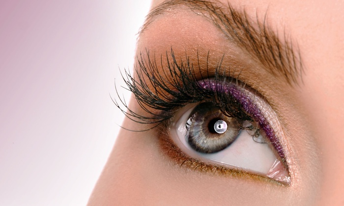Creative Lashes by Casey - Located within Nubare Laser: One or Two Full Sets of Eyelash Extensions with Fills at Creative Lashes by Casey (Up to 55% Off)