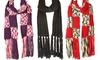 Women's Winter Long Scarves and Mufflers: Women's Winter Long Scarf or Muffler