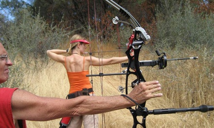 Two Hours of Range Time for One, Two, or Four with Equipment Rental at Impact Archery (Up to 57% Off)
