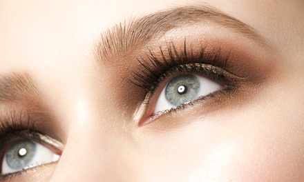 Permanent Makeup on the Eyelids, Eyebrows, or Lips at Sola Salon- Irvine (50% Off). Four Options Available.