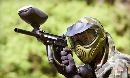 Paintball Outing for One (a $35 value) - i70 Paintball in Huber Heights
