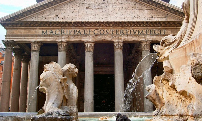 Italy And Greece Vacation With Airfare In Athens Groupon