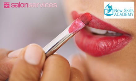 CPD Certified MakeUp Online Course from New Skills Academy