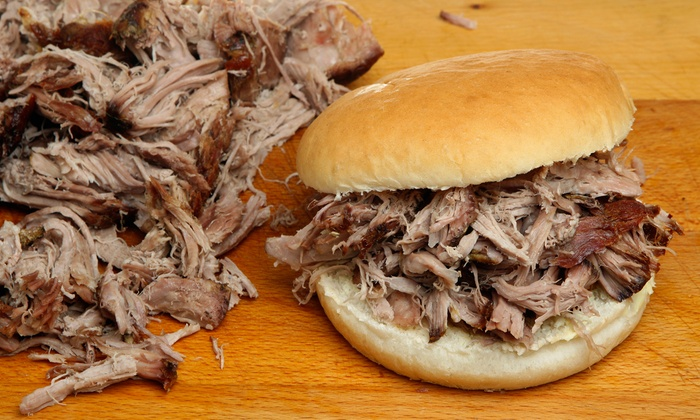 B3Q Barbecue - Georgetown: $12 for $20 Worth of Barbecue at B3Q Barbecue