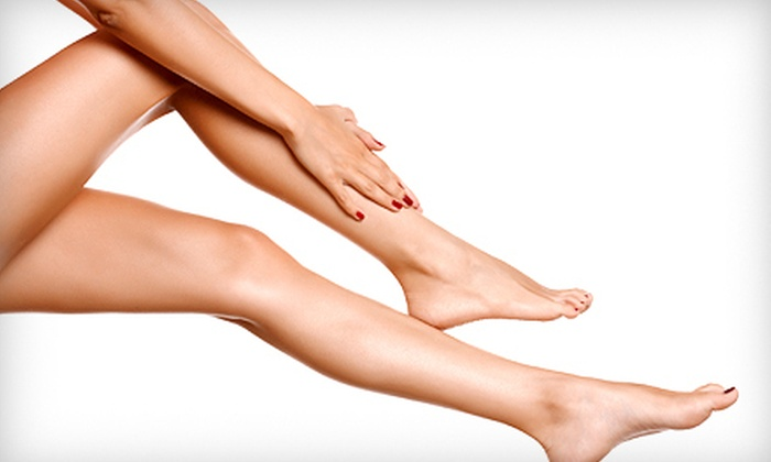 Laser & Skin Care Co. - Thompsonville: $129 for Two Spider Vein Removal Treatments at Laser & Skin Care Co. in Newton ($600 Value)