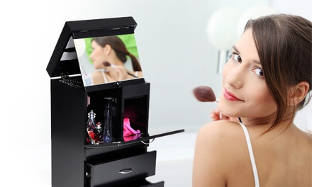 Creadomia g1 deal du jour groupon - Meuble de rangement pour maquillage ...