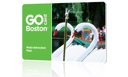 All-Inclusive Go Boston Card to 40+ Attractions, Tours, Museums & More