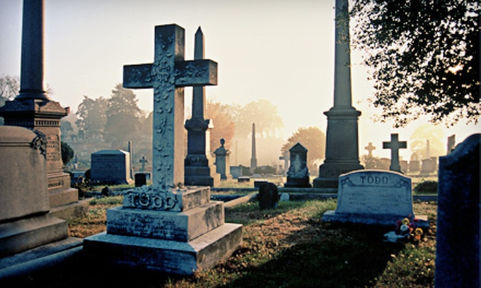 Valentine Richmond History Center - Richmond: Hollywood Cemetery Walking Tour for Two with Option for Book from Valentine Richmond History Center (Up to 57% Off)