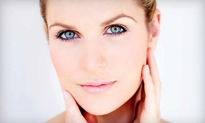 Natural Look Salon & Spa - Burlingame Terrace: One, Two, or Four Microdermabrasions with Light Therapy at Natural Look Salon & Spa in Burlingame (Up to 67% Off)