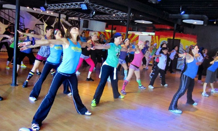 Dance Trance Fitness - Multiple Locations: 5 or 10 Dance Fitness Classes at Dance Trance Fitness (Up to 67% Off)