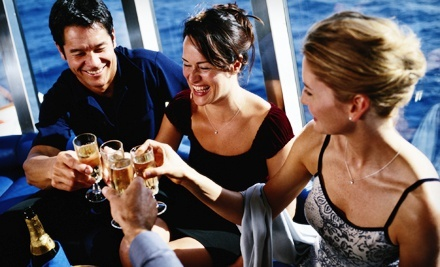 Wine Tasting and Harbor Cruise for Two or Four on Friday or Sunday from OC Ocean Adventures (Up to 52% Off)
