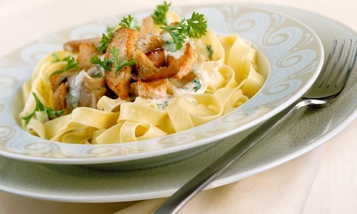 Vespa Ristorante - Downtown Chapel Hill: $17 for $30 Worth of Italian and Mediterranean Dinner Cuisine at Vespa Ristorante
