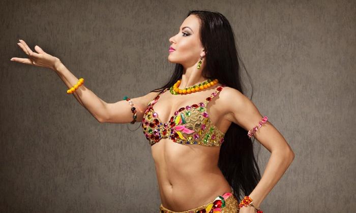 Bollywood Dance Fitness with Rumela - Bollywood Dance Fitness with Rumela: Five Dance-Fitness Classes at Bollywood Dance Fitness with Rumela (51% Off)