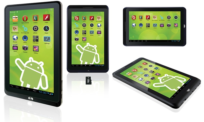 """iLive Zeki 10.1"""" Android Tablet: iLive Zeki 10.1 In. Android Tablet with 8GB Memory (TB1082B). Free Returns."""