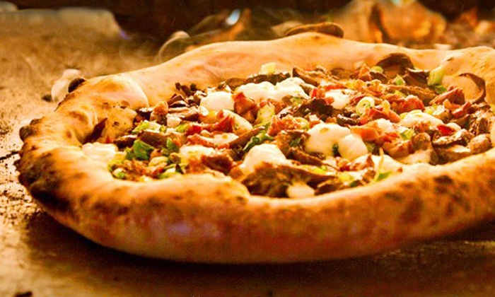 Humble Pie - Humble Pie Peoria: $11 for $20 Worth of Gourmet Pizza and American Food at Humble Pie