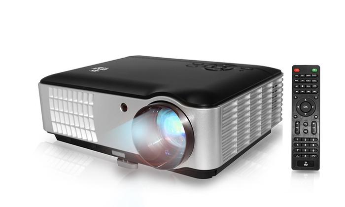 Pyle PRJLE78 Home Theater Multimedia Digital LED Projector