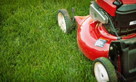 2 Lawn-Mowing Sessions - J and K Lawn Care in