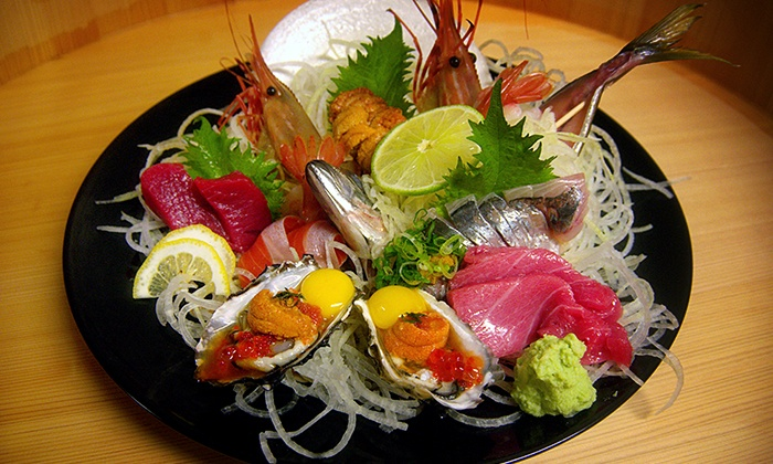 Angry Fish Sushi - Ashland: Sushi for Two or Four at Angry Fish Sushi (40% Off)