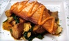 The Beach House - Long Beach: American Dinner with Appetizers and Wine for Two or Four at The Beach House (Up to 56% Off)