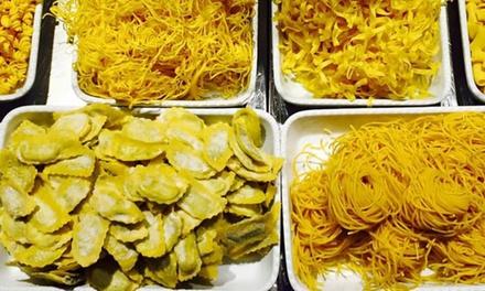 2 kg di pasta fresca, semplice e ripiena a scelta fra più di 20 tipi da Zamy J & P. Valido in 2 sedi