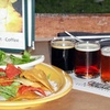 47% Off Beer Flights and Appetizer
