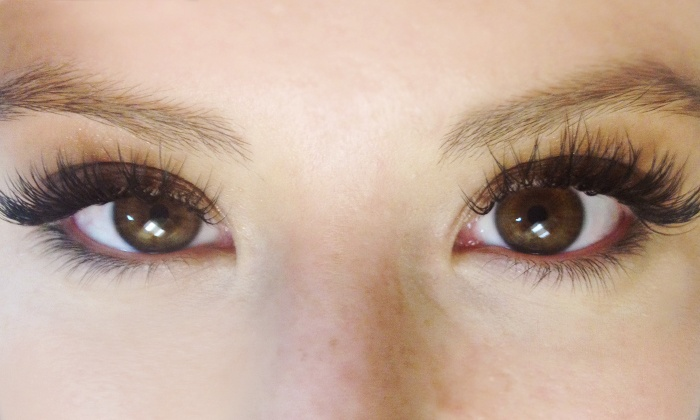 Xtreme Lashes by Cynthia Lowry - Westwood Richland: Full Set of Eyelash Extensions with One or Three Optional Refills from Xtreme Lashes by Cynthia Lowry (64% Off)