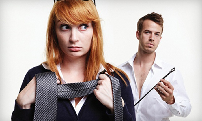 """""""Spank! The Fifty Shades Parody"""" - Saroyan Theatre: """"Spank! The Fifty Shades Parody"""" at Saroyan Theatre on Saturday, July 13, at 8 p.m. (Up to 52% Off)"""