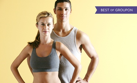 $55 for 10 LED Shrink Wraps with 2 Months of Power Plate Sessions at Dr. Mark L Schwartz, DC ($600 Value)