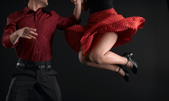 Boulder Swing Dance - Whittier: Four Swing Dance Classes and Two Practice Parties for One or Two at Boulder Swing Dance (Up to 61% Off)