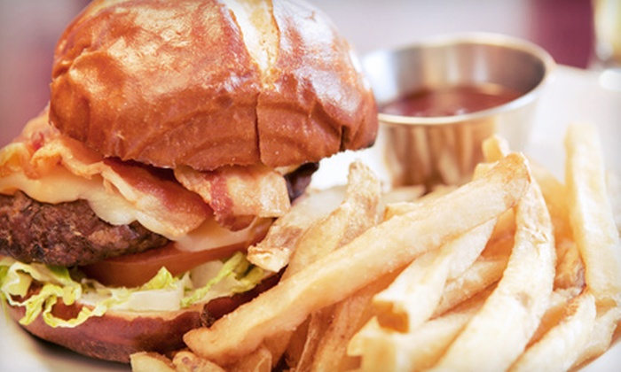 West End Pub - Downtown Dallas: Pub Food and Nonalcoholic Drinks at West End Pub (Up to 53% Off)