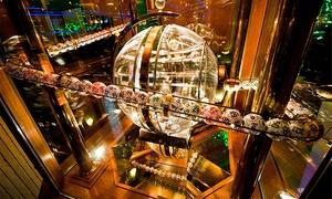 Bingo Las Vegas: Menú para 2 o 4 con primero, segundo, postre, bebida, copa, cartón de bingo y parking desde 19,95 € en Bingo Las Vegas