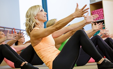 $49 for One Month of Unlimited Group Fitness Classes at The Dailey Method ($100 Value)