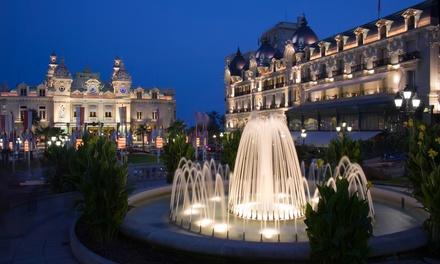 Monaco : 1 à 3 nuits avec petit-déjeuner et boisson de bienvenue en option à l'hôtel De Monaco pour 2 personnes