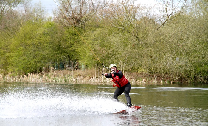 Beginner's Wakeboarding Class for £20 at Club Wake Park (50% Off)
