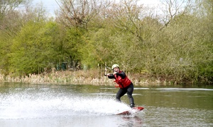 Club Wake Park Ltd: Beginner's Wakeboarding Class for £20 at Club Wake Park (50% Off)