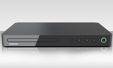 Toshiba WiFi-Ready Symbio Media Box and Blu-ray Player (BDX2400)