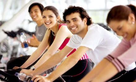 10 or 20 RealRyder Indoor Cycling Classes at Ryde For Life (Up to 65% Off)