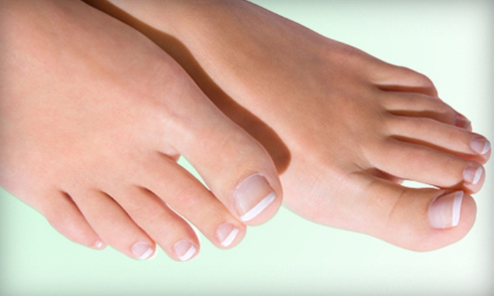 Laser Nail Therapy Clinic - Multiple Locations: $249 for a Laser Nail-Fungus Treatment for One Foot at Laser Nail Therapy Clinic ($750 Value)