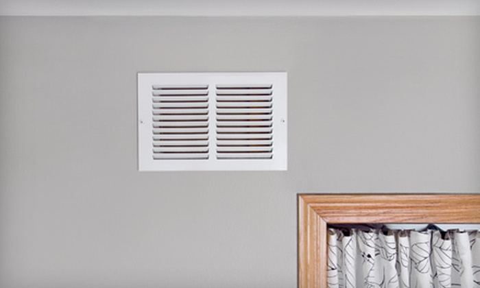 BestClean - Echelon: Whole-House Air-Duct Cleaning with Optional Dryer-Vent Cleaning from BestClean (Up to 86% Off)