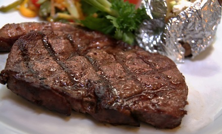 Steak-House Cuisine at Neir's Tavern & Steakhouse (Up to 50% Off). Two Options Available.