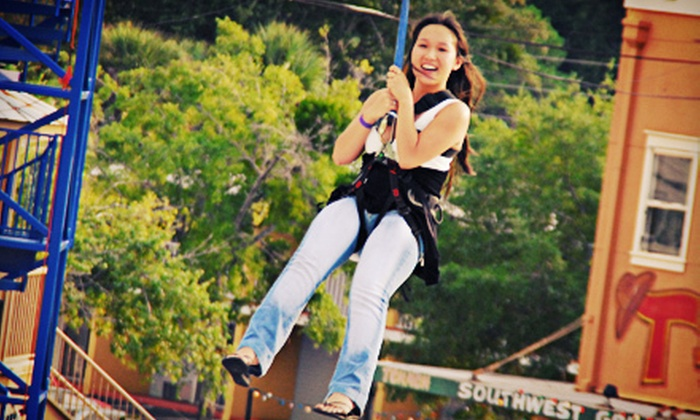Old Town - Old Town: One-Time AMPventure Experience for One, Two, or Four at Old Town (Up to 54% Off)