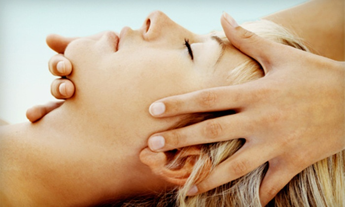 Queen Nail - Knoxville: 60- or 90-Minute Massage with Aromatherapy at Queen Nail (Up to 53% Off)
