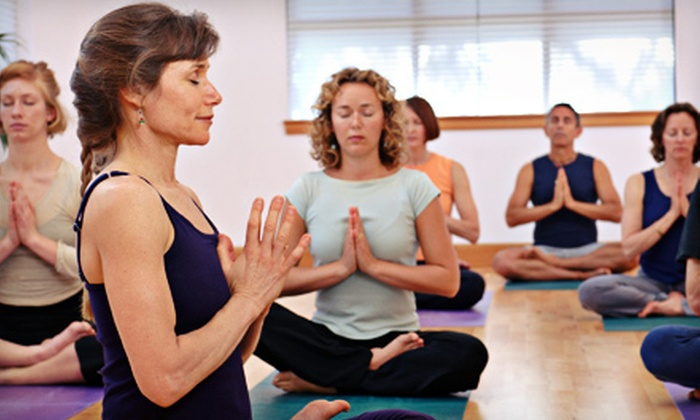 Yoga For Real - Louisville: 5 or 10 Yoga Classes at Yoga For Real (Up to 77% Off)