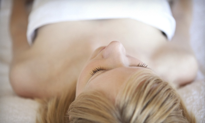 Healing Hands Massage & Wellness - The Meadows: Massage with Wine and Option for Facial or Hand-and-Foot Treatment at Healing Hands Massage & Wellness (Up to 64% Off)