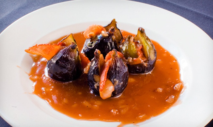 La Roca Tapas - Arlington Heights: Spanish Small Plates and Drinks at La Roca Tapas in Arlington Heights (Up to 52% Off). Two Options Available.