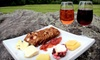 Johnston's Cranberry Marsh and Muskoka Lakes Winery - Bala: Tour and Wine Tasting for Two or Four at Johnston's Cranberry Marsh and Muskoka Lakes Winery in Bala (Up to 55% Off)