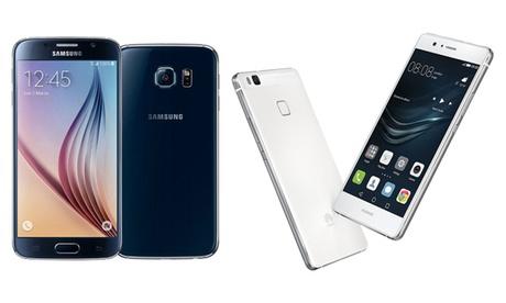 Samsung, LG e Huawei ricondizionati disponibili in vari modelli e colori da...