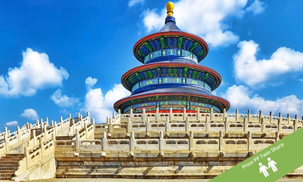 ✈ China: $1,399 Per Person for a 10-Day Wonders of China Tour with Flights and 5-Star Accommodation